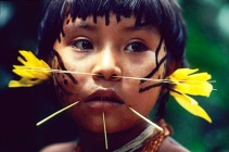 Pliegue epicántico indígenas americanos